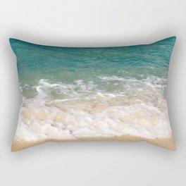 Cayman Waves Rectangular Pillow