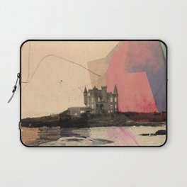 Castle's In The Air Laptop Sleeve