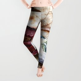 Fish Bait Leggings