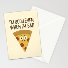 Mozzarelativity Stationery Cards