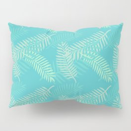 Tropik Blue Pillow Sham