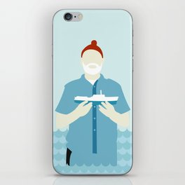 The Life Aquatic with Steve Zissou iPhone Skin