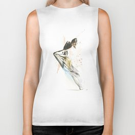 Drift Contemporary Dance Biker Tank
