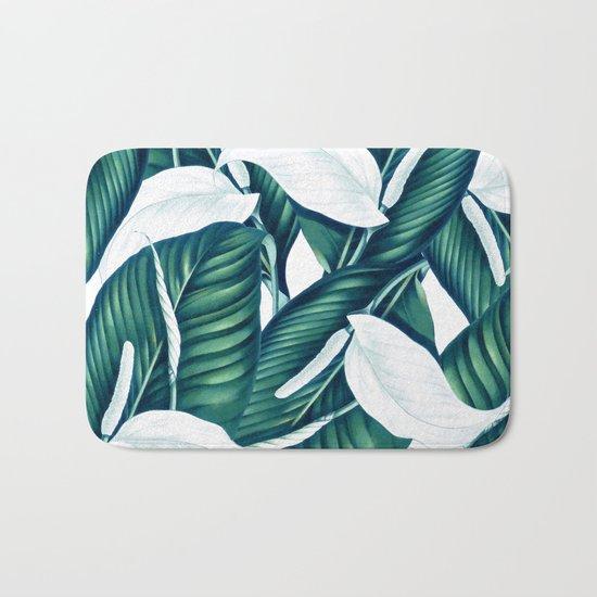 Tropical Winter #society6 #decor #buyart Bath Mat