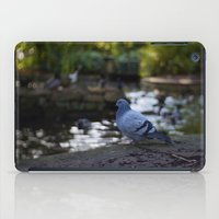 pigeon iPad Cases featuring Pigeon by Elliott Kemp Photography
