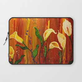 lillies Laptop Sleeve