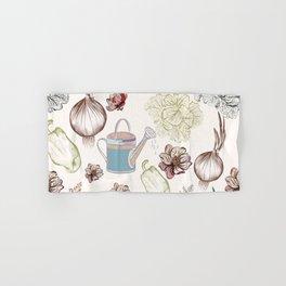 Cozy kitchen garden Hand & Bath Towel