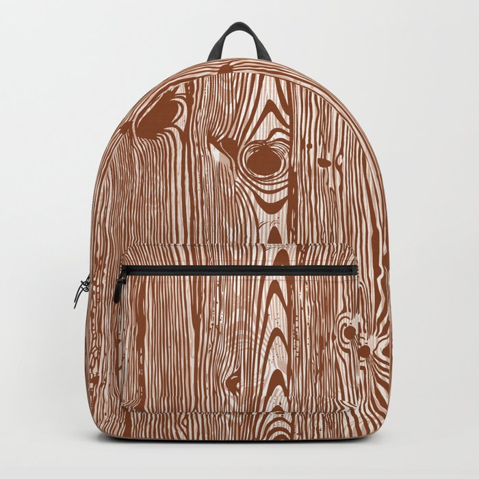 c13D Woodgrain Rucksack