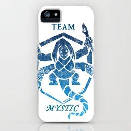 Team Mystic -Dark Crystal iPhone Case
