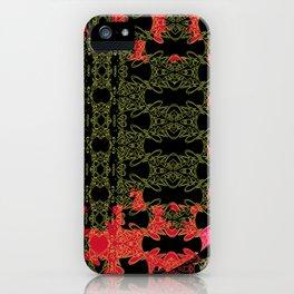 Lasso iPhone Case