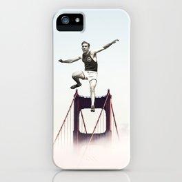 SF Athlete iPhone Case