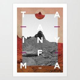 Timanfaya1 Art Print