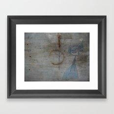 keeps Framed Art Print