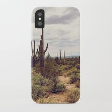 Under Arizona Skies iPhone X Slim Case