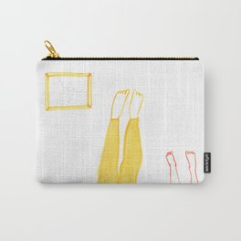 On your head Carry-All Pouch