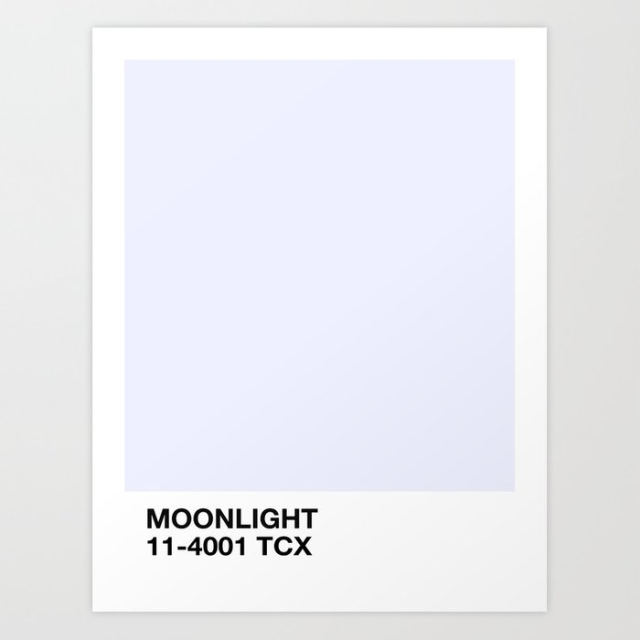 moonlight Kunstdrucke