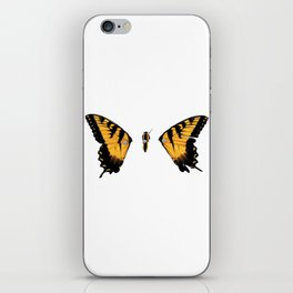 Brand New Eyes Butterfly iPhone Skin