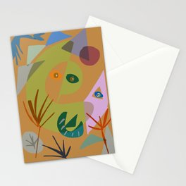 surreal random musing Stationery Cards