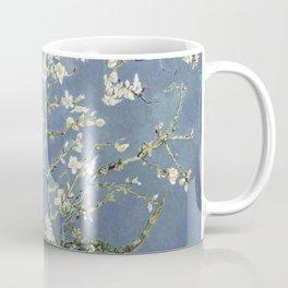 Almond Blossom - Vincent Van Gogh (blue pastel) Coffee Mug