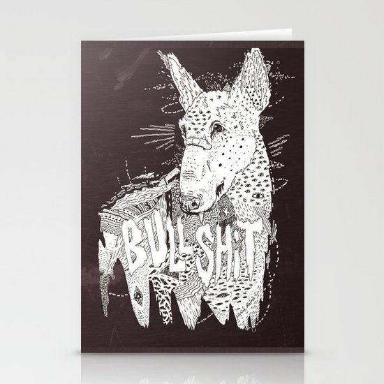BULL  Stationery Cards