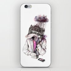 s.o.s iPhone & iPod Skin