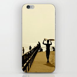 Indian River Inlet iPhone Skin