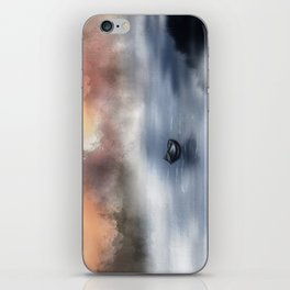The Lake of Tranquility iPhone Skin