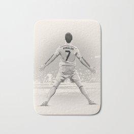 Cristiano Ronaldo - Real Madrid RMFC Bath Mat