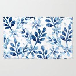 Watercolor Floral VIII Rug