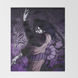 orochimaru Throw Blanket