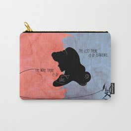 The More There is Of Love Carry-All Pouch