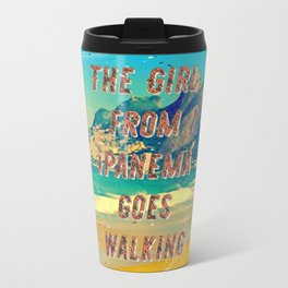 Girl from Ipanema #2 – A Hell Songbook Edition Travel Mug