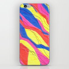 Untitled - Neon iPhone & iPod Skin