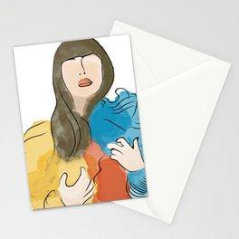 Pr*mal Heart Stationery Cards