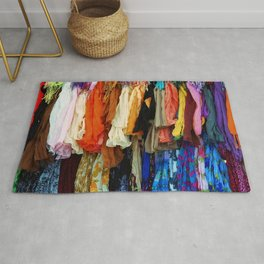Gypsy Rags and Ruffles Rug