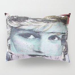 Paper Princess Pillow Sham