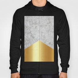 Concrete Arrow Gold #372 Hoody