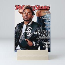 Kendrick Lamar Mini Art Print