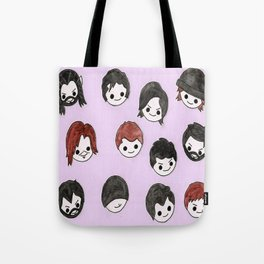 Plushie Richies Tote Bag