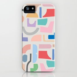 forms #2 .jpg iPhone Case