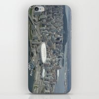 vancouver iPhone & iPod Skins featuring Vancouver by Mel Forshee