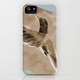 Mockingjay iPhone Case