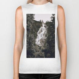 Waterfall III / Canada Biker Tank