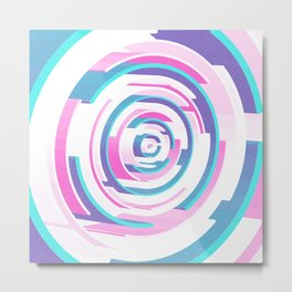 Black Hole NEW COLORS Metal Print