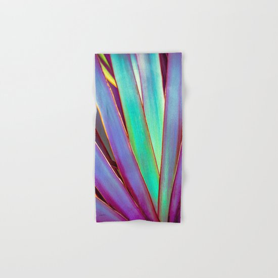 Fiesta Palm Hand & Bath Towel