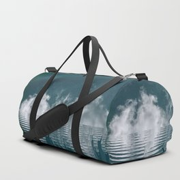 Icing Clouds Duffle Bag