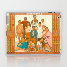 Glass Animals - How to be a Human Being Laptop & iPad Skin