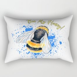 Bee My Honey! Rectangular Pillow
