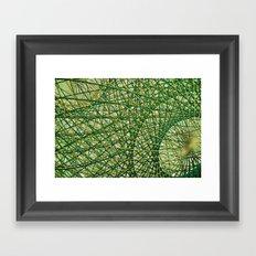 Sphere-o-let Framed Art Print