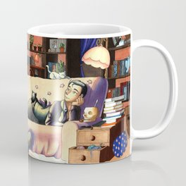 Melody - A quiet afternoon Coffee Mug